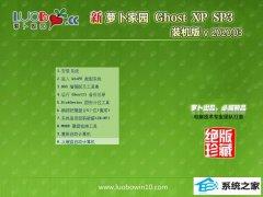 新萝卜家园Ghost WinXP  精选装机版 v2020.03